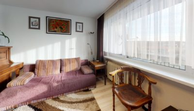 Mieszkanie 3 pokojowe z loggią 3D Model